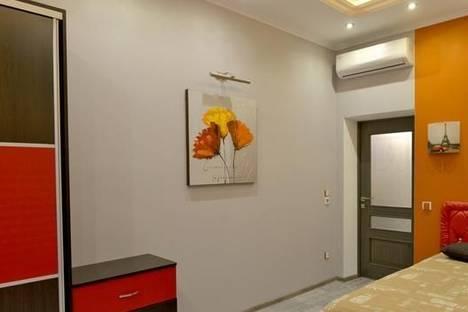 Сдается 1-комнатная квартира посуточно в Львове, ул. Антоновича , 6.
