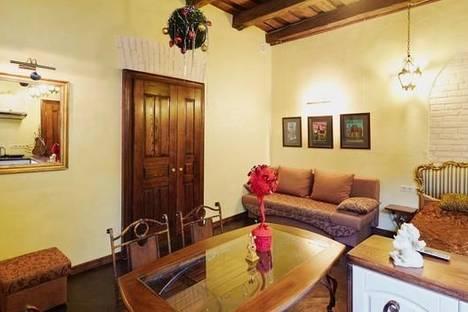 Сдается 1-комнатная квартира посуточно в Львове, пл. Рынок, 39.