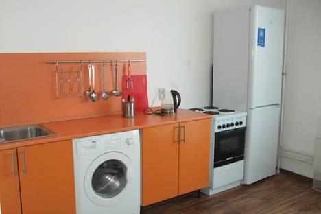 Сдается 1-комнатная квартира посуточно в Новороссийске, проспект Ленина,  д.109.