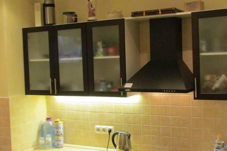 Сдается 2-комнатная квартира посуточнов Голицыне, ул. Чистяковой, 42.