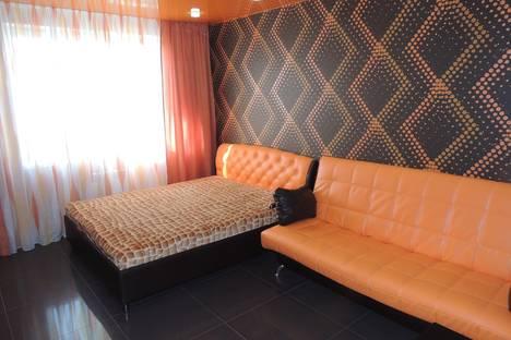 Сдается 1-комнатная квартира посуточно в Чебоксарах, Московский проспект, 19к10.