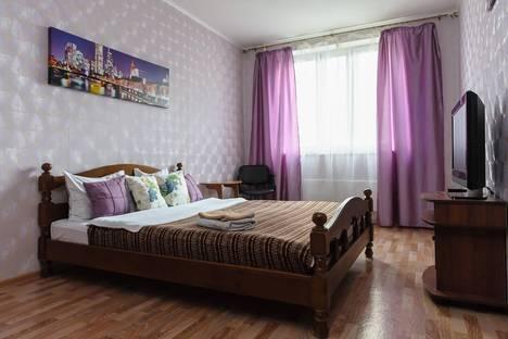 Сдается 1-комнатная квартира посуточно в Подольске, ул. Генерала Стрельбицкого, 3.