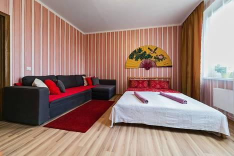 Сдается 2-комнатная квартира посуточнов Подольске, Электромонтажный проезд, 9.
