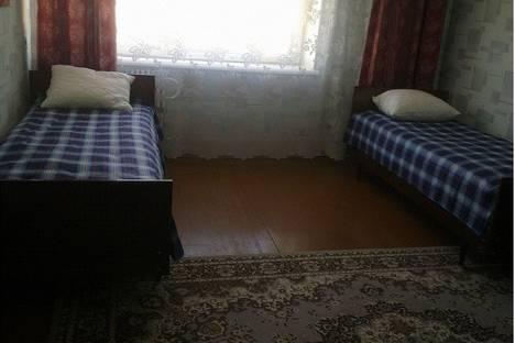 Сдается 2-комнатная квартира посуточно в Смолевичах, ул. Комсомольская 27.