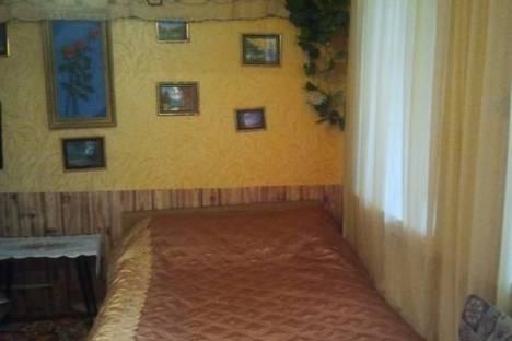 Сдается 1-комнатная квартира посуточно в Кисловодске, Лермонтова, 20.