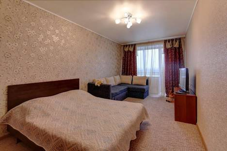 Сдается 1-комнатная квартира посуточно во Владимире, Балакирева,39.