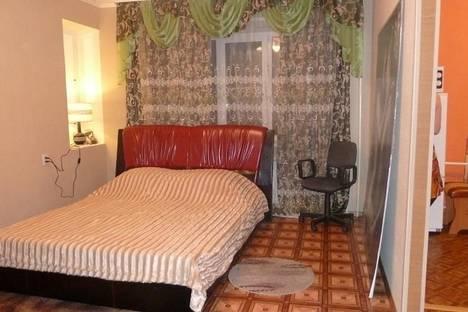 Сдается 1-комнатная квартира посуточно в Норильске, ул. Пушкина, 12.