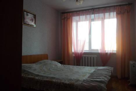 Сдается 2-комнатная квартира посуточнов Чебоксарах, проспект Максима Горького, 13.