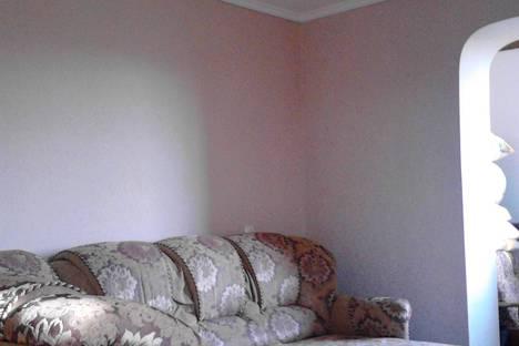 Сдается 1-комнатная квартира посуточно в Кисловодске, Велинградская 1.