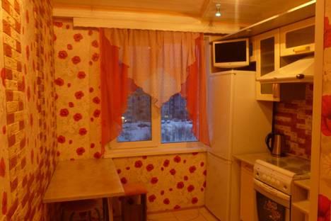 Сдается 1-комнатная квартира посуточно в Мурманске, Карла Маркса улица, д. 45.