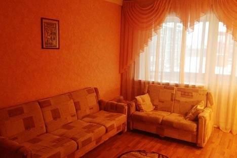 Сдается 2-комнатная квартира посуточнов Воркуте, Ленина, 64б.
