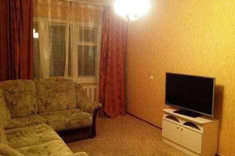 Сдается 2-комнатная квартира посуточнов Воркуте, Гагарина, 7.