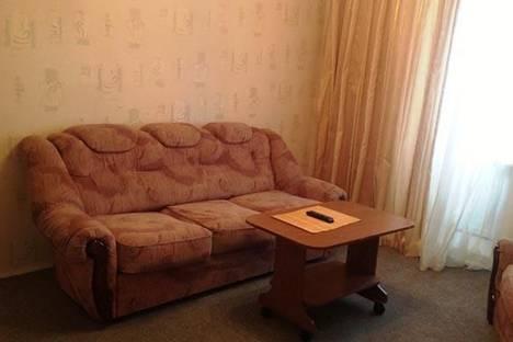 Сдается 2-комнатная квартира посуточно в Воркуте, Яновского, 10.