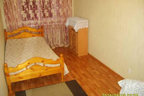 Сдается 2-комнатная квартира посуточно в Дзержинске, ул. Черняховского, 33.