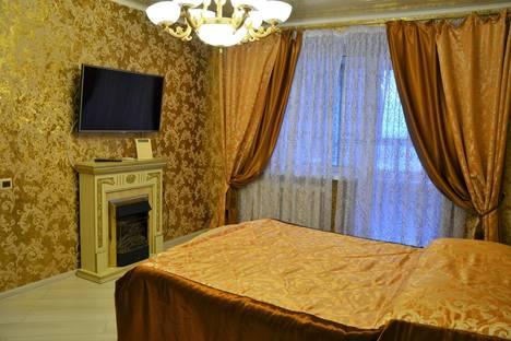 Сдается 1-комнатная квартира посуточно в Брянске, Ромашина, 32.