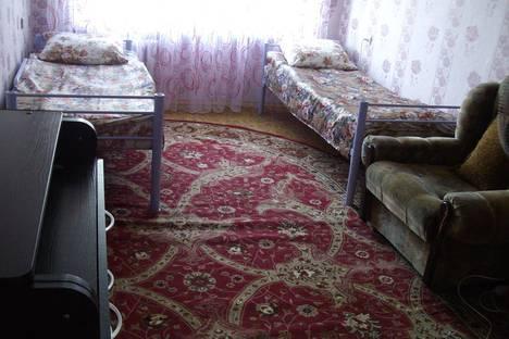 Сдается 2-комнатная квартира посуточно в Новороссийске, Карамзина 41.