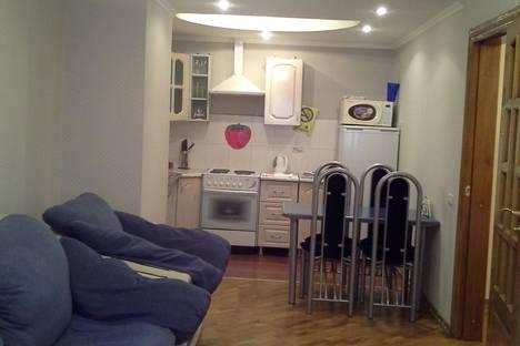 Сдается 3-комнатная квартира посуточно в Кисловодске, проспект Победы, 157.
