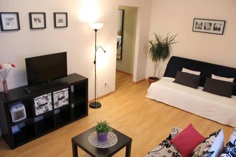 Сдается 1-комнатная квартира посуточно в Уфе, ул. Менделеева, 145.