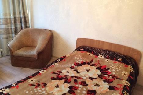 Сдается 1-комнатная квартира посуточнов Ангарске, 12 а микрорайон дом 15.