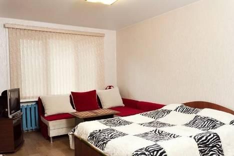 Сдается 1-комнатная квартира посуточно в Стерлитамаке, ул. Коммунистическая,  77.