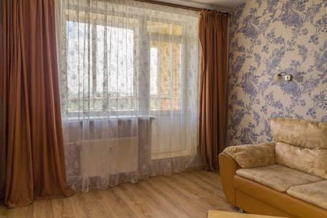 Сдается 2-комнатная квартира посуточнов Перми, Куйбышева, 61.