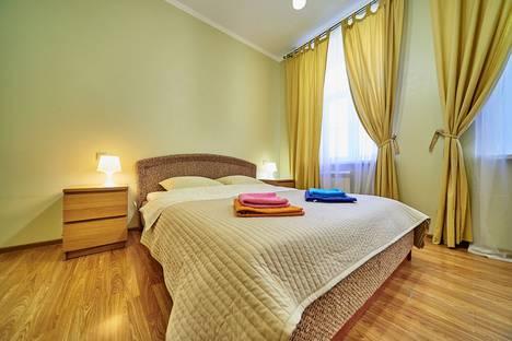 Сдается 1-комнатная квартира посуточно в Санкт-Петербурге, Канала Грибоедова набережная, 27.