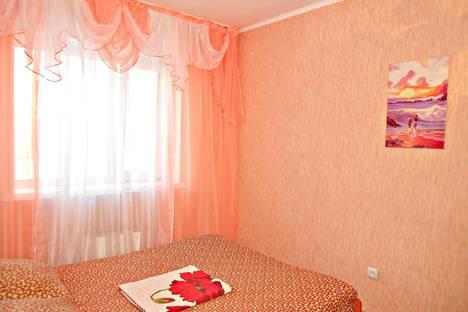 Сдается 1-комнатная квартира посуточно в Казани, проспект Ямашева, 45.