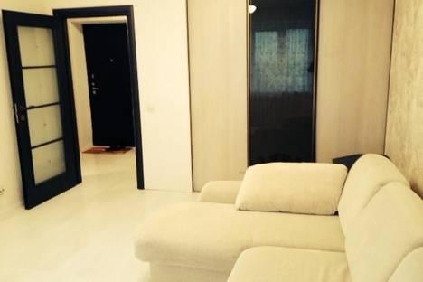 Сдается 1-комнатная квартира посуточнов Уфе, ул. Зайнаб Биишевой, 2.