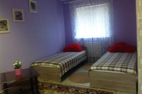 Сдается 1-комнатная квартира посуточно в Новочеркасске, Орджоникидзе 39а.