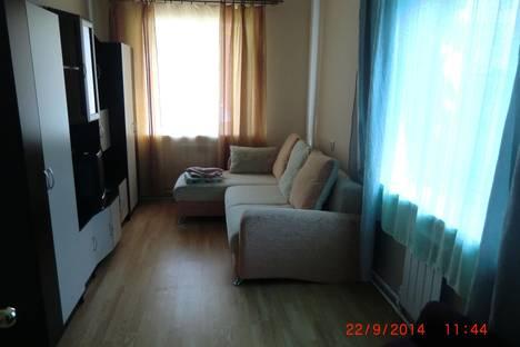 Сдается 1-комнатная квартира посуточно в Костроме, КРАСНОАРМЕЙСКАЯ 25.