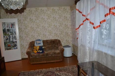 Сдается 2-комнатная квартира посуточнов Вологде, планерная 18.