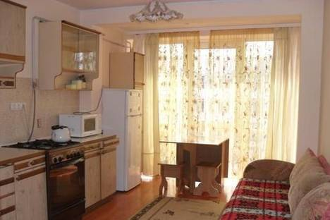 Сдается 1-комнатная квартира посуточнов Черновцах, ул. Русская, 219е.