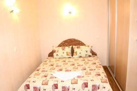 Сдается 1-комнатная квартира посуточно в Полтаве, ул. Баяна, 8.