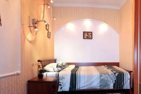 Сдается 1-комнатная квартира посуточно в Полтаве, ул. Комсомольская, 39.