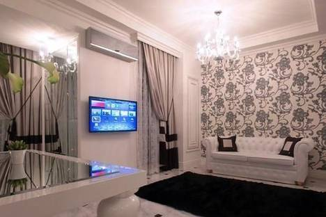 Сдается 2-комнатная квартира посуточно в Полтаве, ул. Октябрьская, 40.