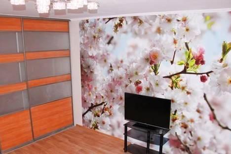 Сдается 1-комнатная квартира посуточно в Сумах, ул. Новоместенская, 12.