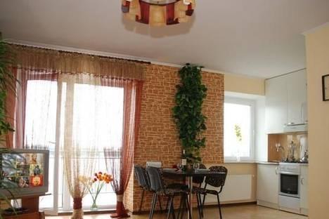 Сдается 2-комнатная квартира посуточно в Тернополе, ул. Мазепы, 2.
