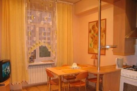 Сдается 1-комнатная квартира посуточно в Тернополе, ул. Стадниковой, 1.