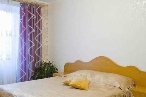 Сдается 2-комнатная квартира посуточнов Луцке, пр-т Соборности, 42.