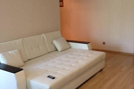 Сдается 1-комнатная квартира посуточнов Уфе, Блюхера 27/1.
