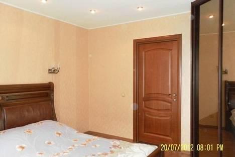 Сдается 2-комнатная квартира посуточно в Вологде, Воркутинская 9.