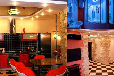 Сдается 3-комнатная квартира посуточно в Минске, ул. Притыцкого, 2к2.