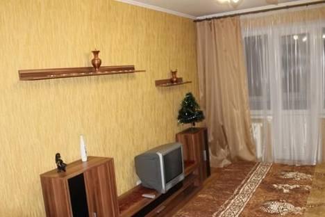 Сдается 1-комнатная квартира посуточно в Кривом Роге, ул. Балакина, 29.