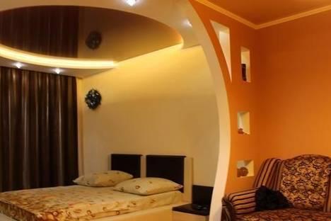 Сдается 1-комнатная квартира посуточно в Кривом Роге, ул. Космонавтов, 3.