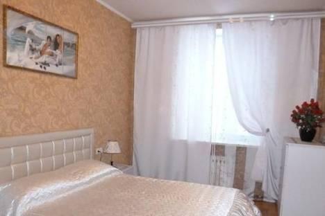 Сдается 2-комнатная квартира посуточно в Кривом Роге, Гагарина, 31.