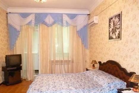 Сдается 1-комнатная квартира посуточнов Кривом Роге, ул. Димитрова, 51.