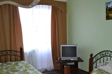 Сдается 3-комнатная квартира посуточнов Умани, ул. Комарова, 21.