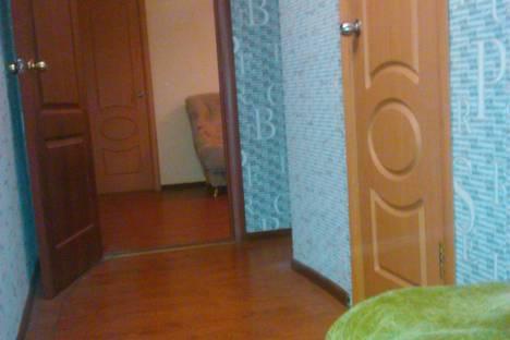 Сдается 2-комнатная квартира посуточно в Сарапуле, ул. Азина, 138.