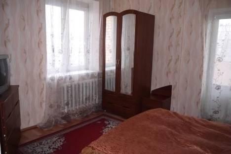 Сдается 2-комнатная квартира посуточнов Липецке, Проспект Победы, 106а.