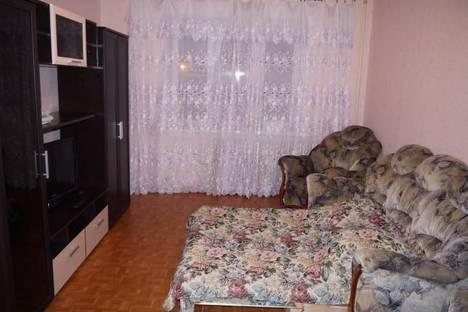 Сдается 1-комнатная квартира посуточнов Липецке, пер. Учебный, 6.